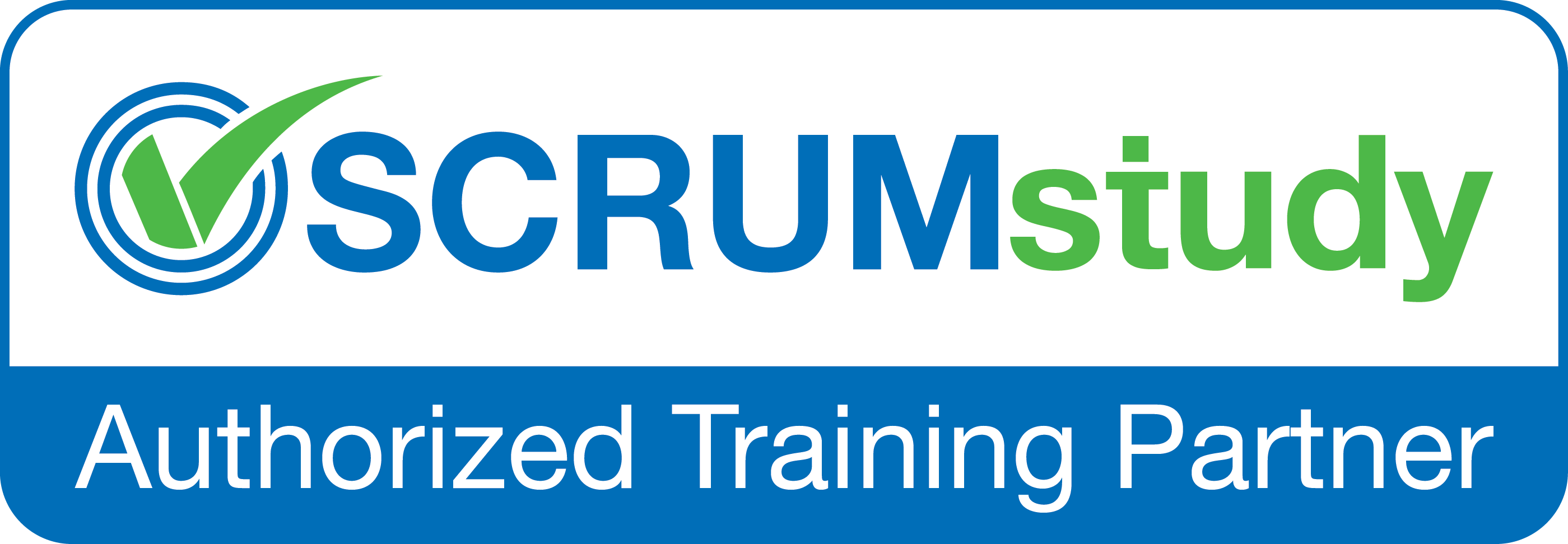 SCRUMStudy Authorised Training Partner