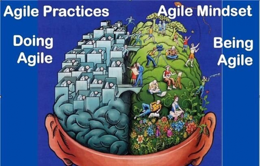Are You Doing Agile or Being Agile?